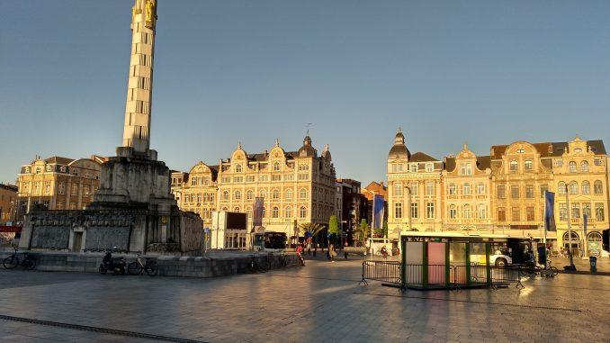 zoektocht Leuven